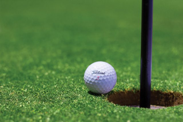 Rule of the Moment – When Ball or Ball-Marker Moves on Putting Green