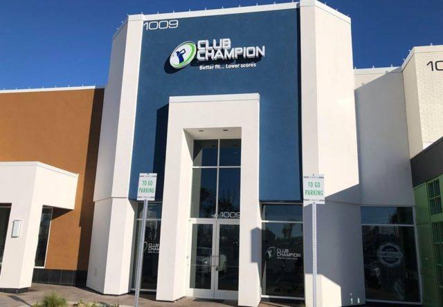 Club Champion Now Open in Las Vegas