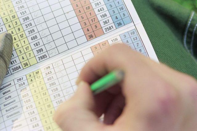 Handicapping 101 – Adjusting Hole Scores