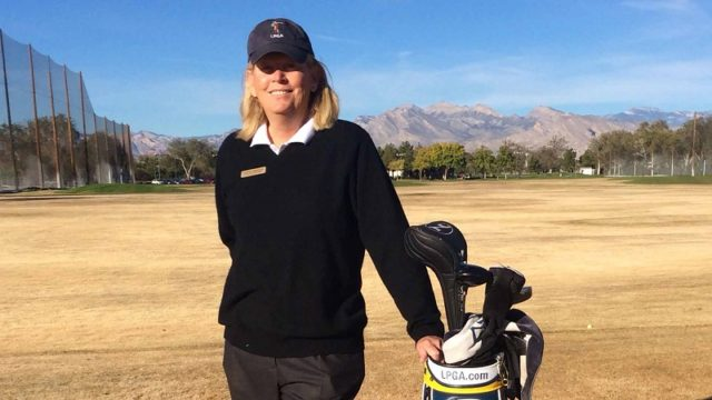 Alexander wins LPGA Teaching and Club Professional President's Award